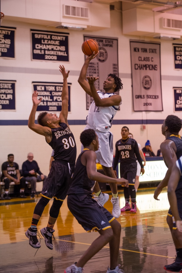 Etienne Basketball B 2016