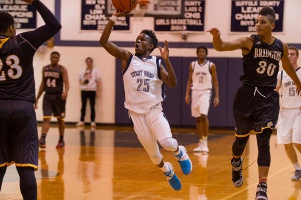 Providence Basketball B 2016