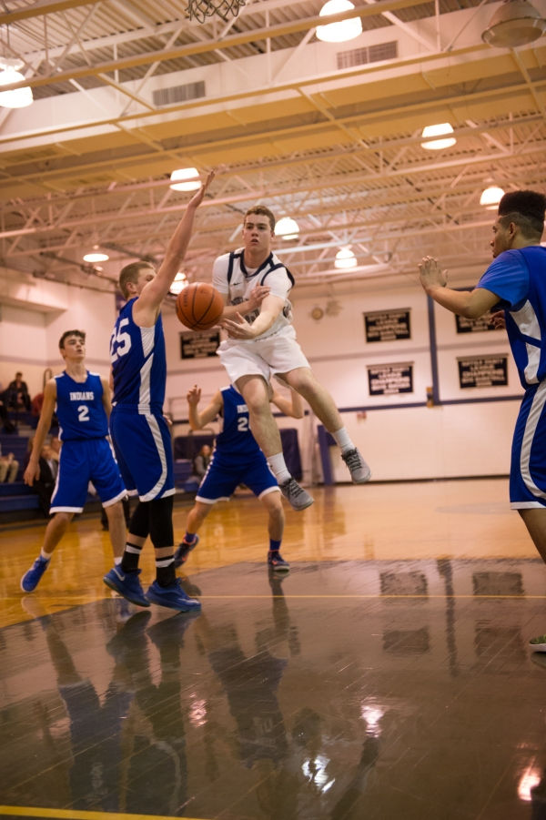 O'Connor Basketball B 2016