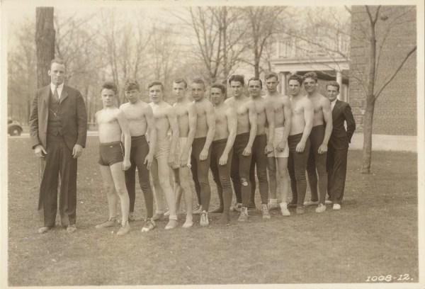 Wrestling 1934
