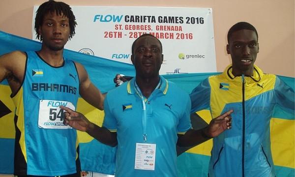 Etienne Bahamas Track 2016 Carifta