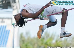 "Bahamas Junior Nationals (1st/6'10.75"")"