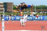 "New York State Championships (1st/6'10"")"