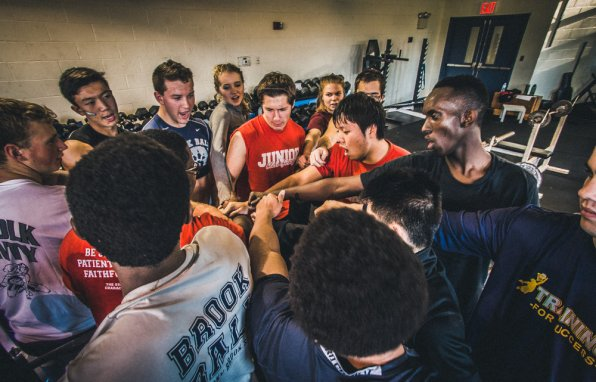 The strength & conditioning team smashed personal goals and geared up for their respective winter & spring seasons (PC: Bogdan Sevastianov)