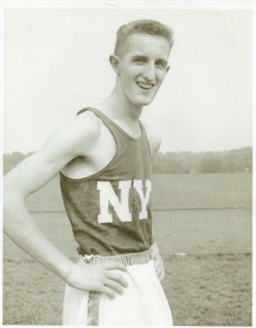 Lockerbie at NYU in 1955