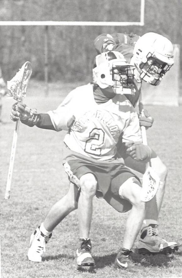 B Lacrosse 1992