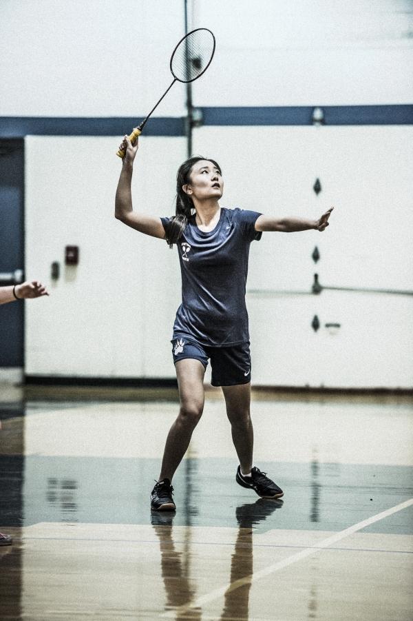 G Badminton 2016