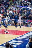 James Toney scores during last year's State Final Four