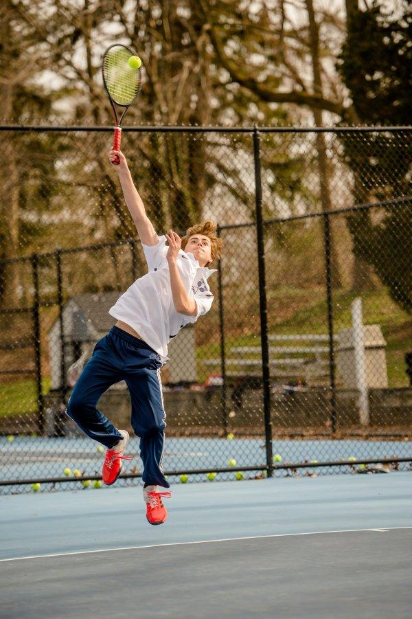 B Tennis 2017