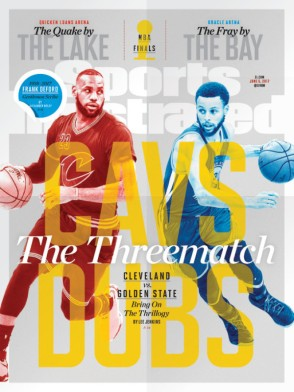 The front cover features LeBron James & Steph Curry