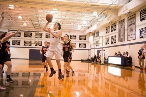 Beth Felix was one of Suffolk's top scorer's at 18.9 ppg (PC: Bruce Jeffrey)