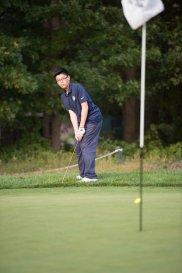 Chris Kang in action last year (PC: Bruce Jeffrey)