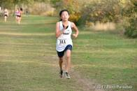 Wong at last week's County Championships