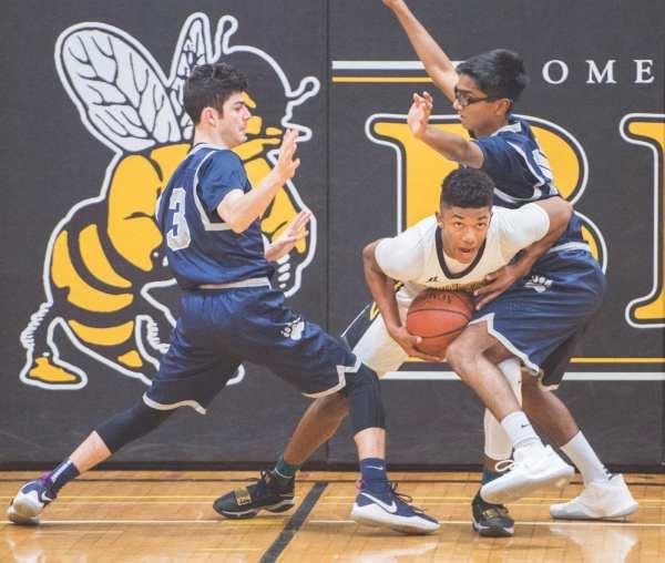 B Basketball 2018