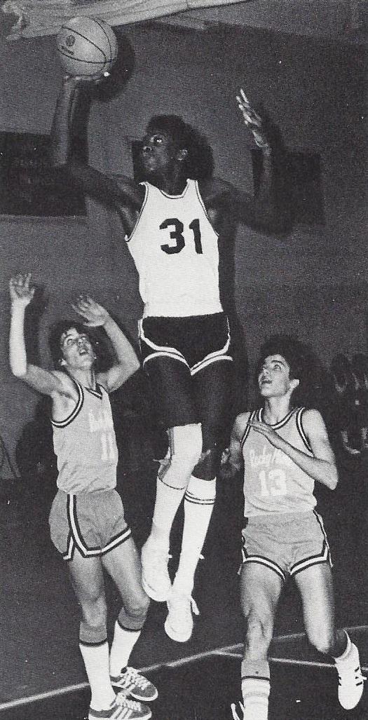 B Basketball 1975