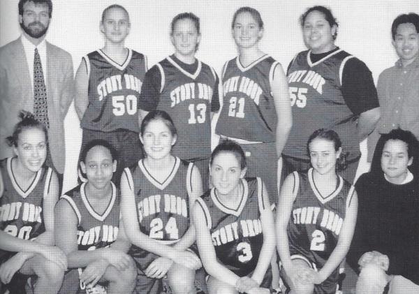 G Basketball 2000