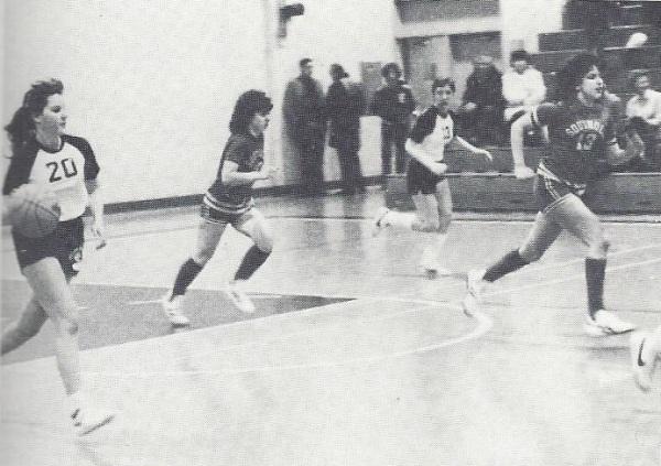G Basketball 1982
