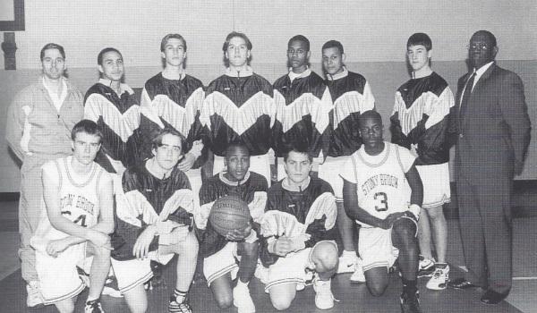 B Basketball 1997