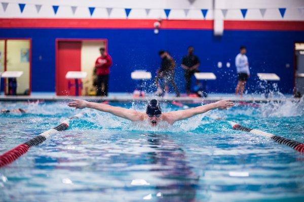 B Swimming 2018