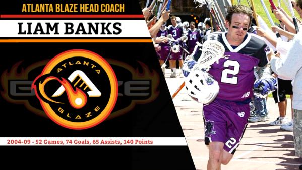 Banks Atlanta Blaze