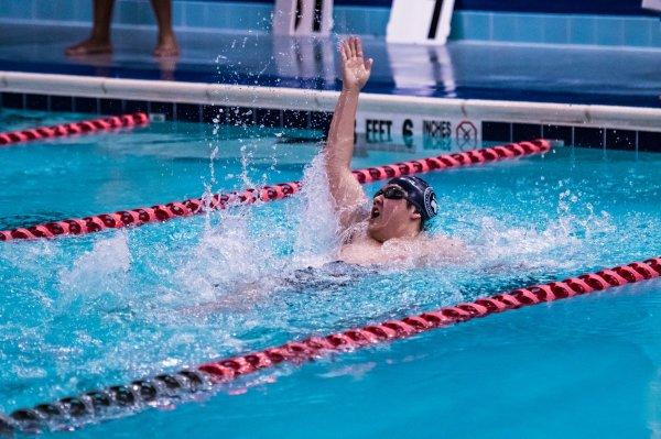 B Swim 2018