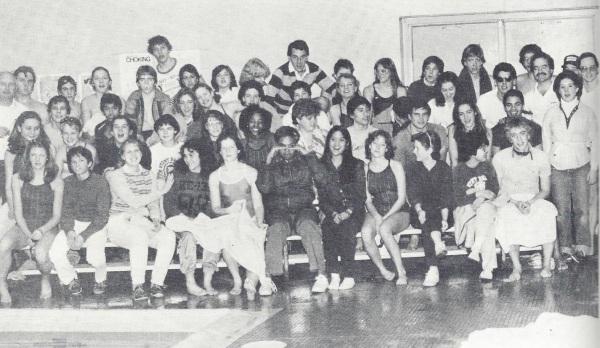 Swimming 1983