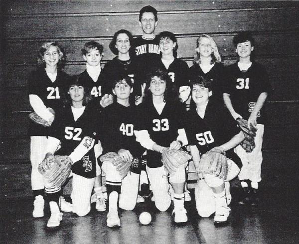 Softball 1987