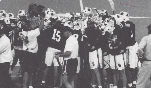 B Lacrosse 1995