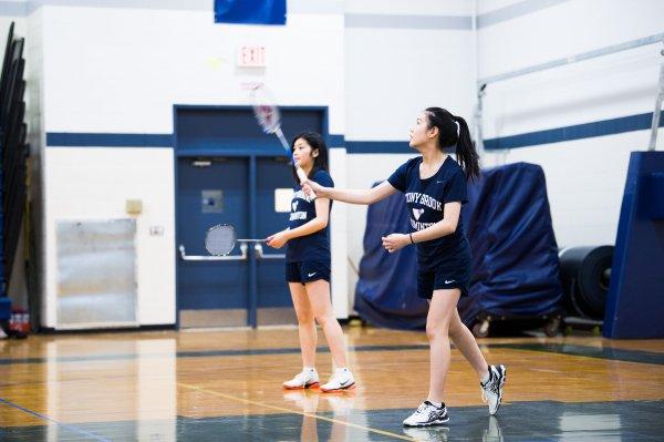 G Badminton 2018