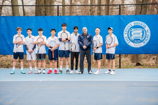 B Tennis 2018