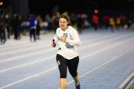 Miranda Harrigan in the spring medley relay