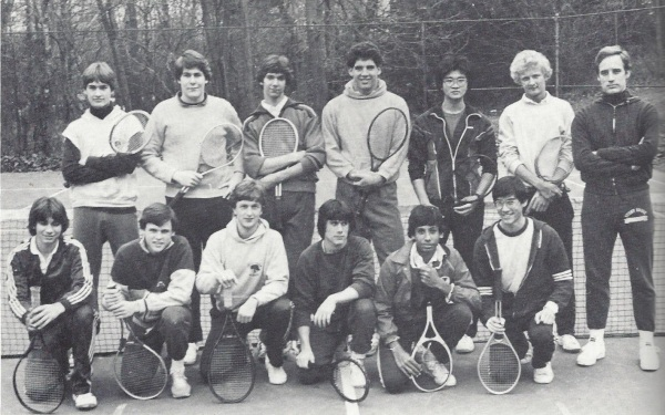 B Tennis 1983