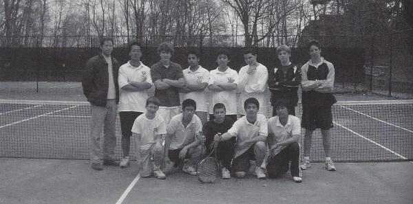 B Tennis 2005