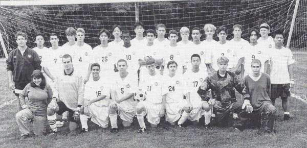B Soccer 1996