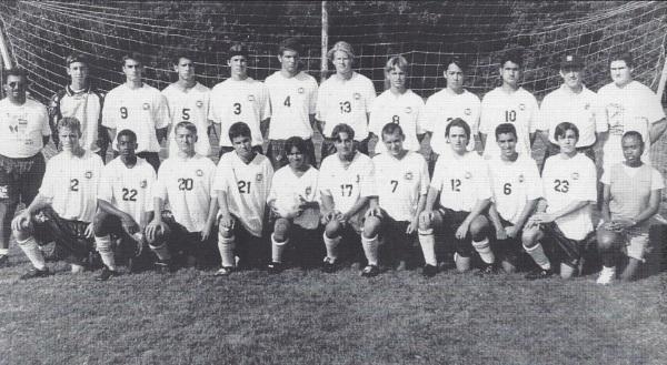 B Soccer 1997