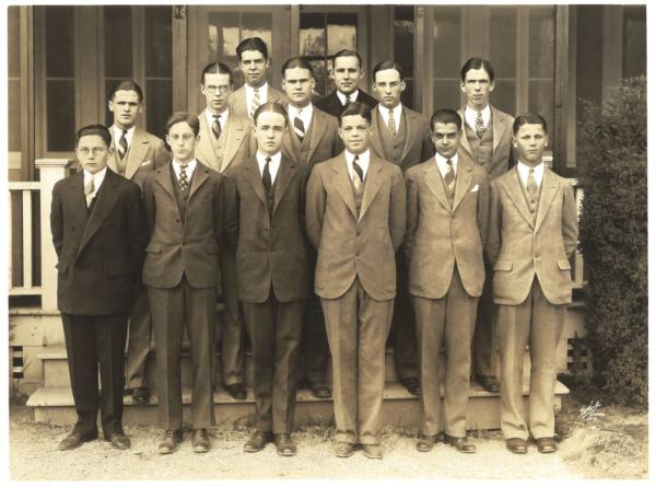 1925 Senior Class