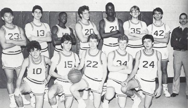 B Basketball 1989