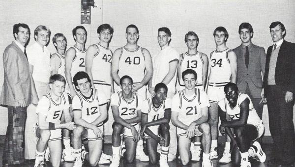 B Basketball 1987