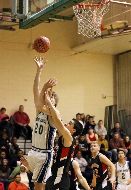 B Basketball 2013