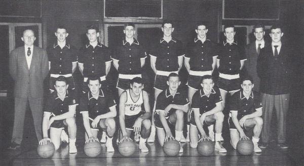 B Basketball 1955
