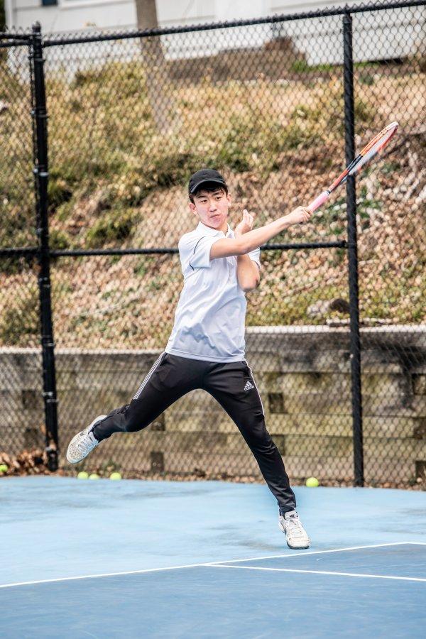 B Tennis 2019