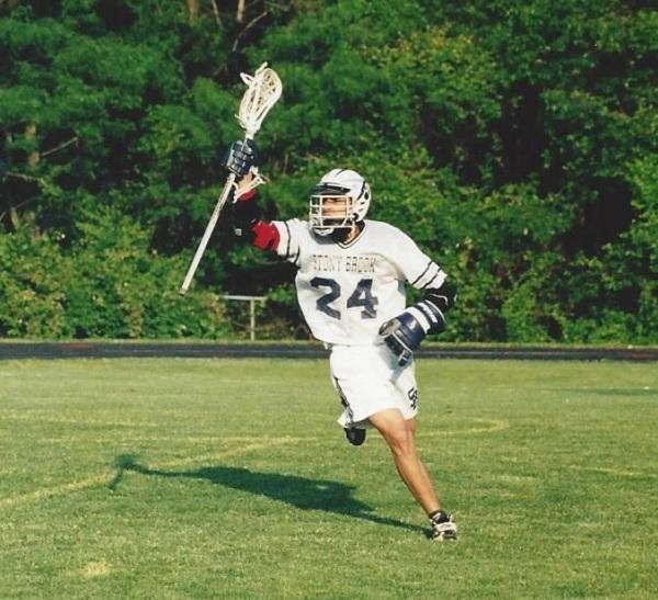 B Lacrosse 1998
