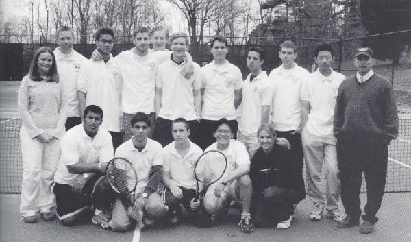 B Tennis 2001